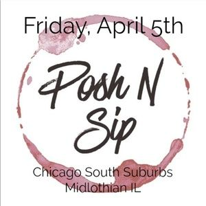 Chicago South Suburbs Posh-N-Sip Midlothian IL